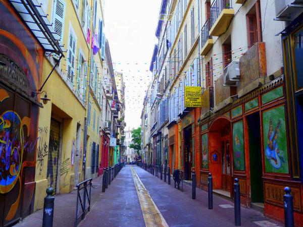 marseille city trip