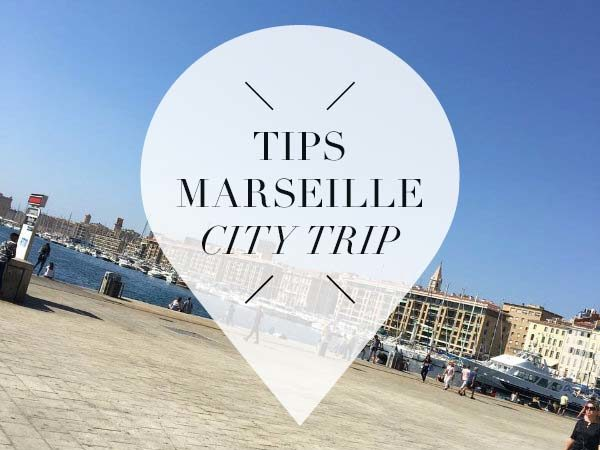 marseille city trip pointer