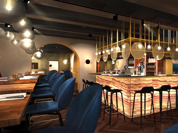 10 x nieuwe restaurants in amsterdam september your for Nieuwe restaurants amsterdam