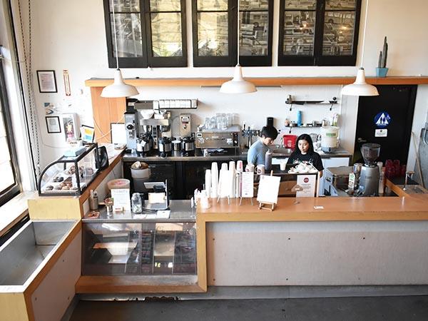 coffee bar san francisco