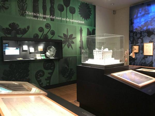 expo november gaudi museum het schip