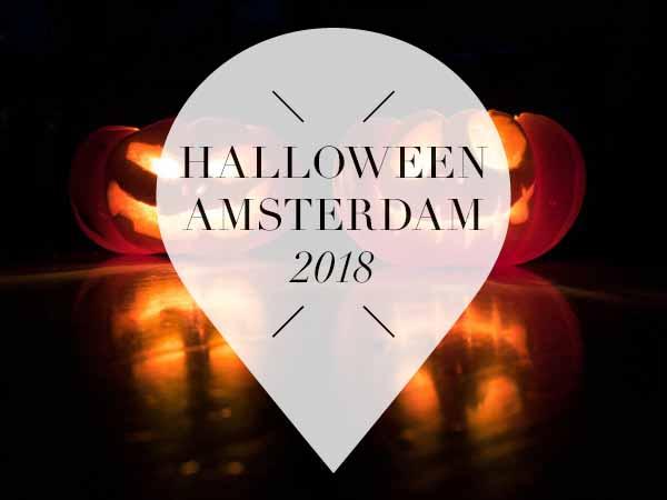 halloween in amsterdam