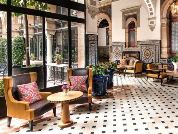 © Hotel Alfonso XIII, Sevilla - beste boutique hotels Sevilla