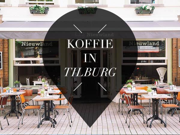 koffie in tilburg hotspots
