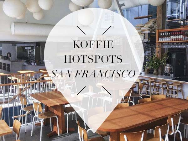 koffie spots San Francisco pointer
