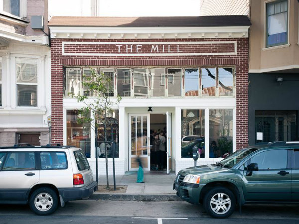 San Francisco koffie spots the mill