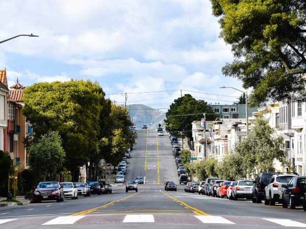San Francisco coolest neighborhoods