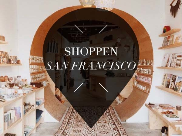 shoppen San Francisco pointer