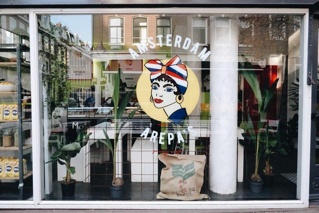 Amsterdam Arepa's