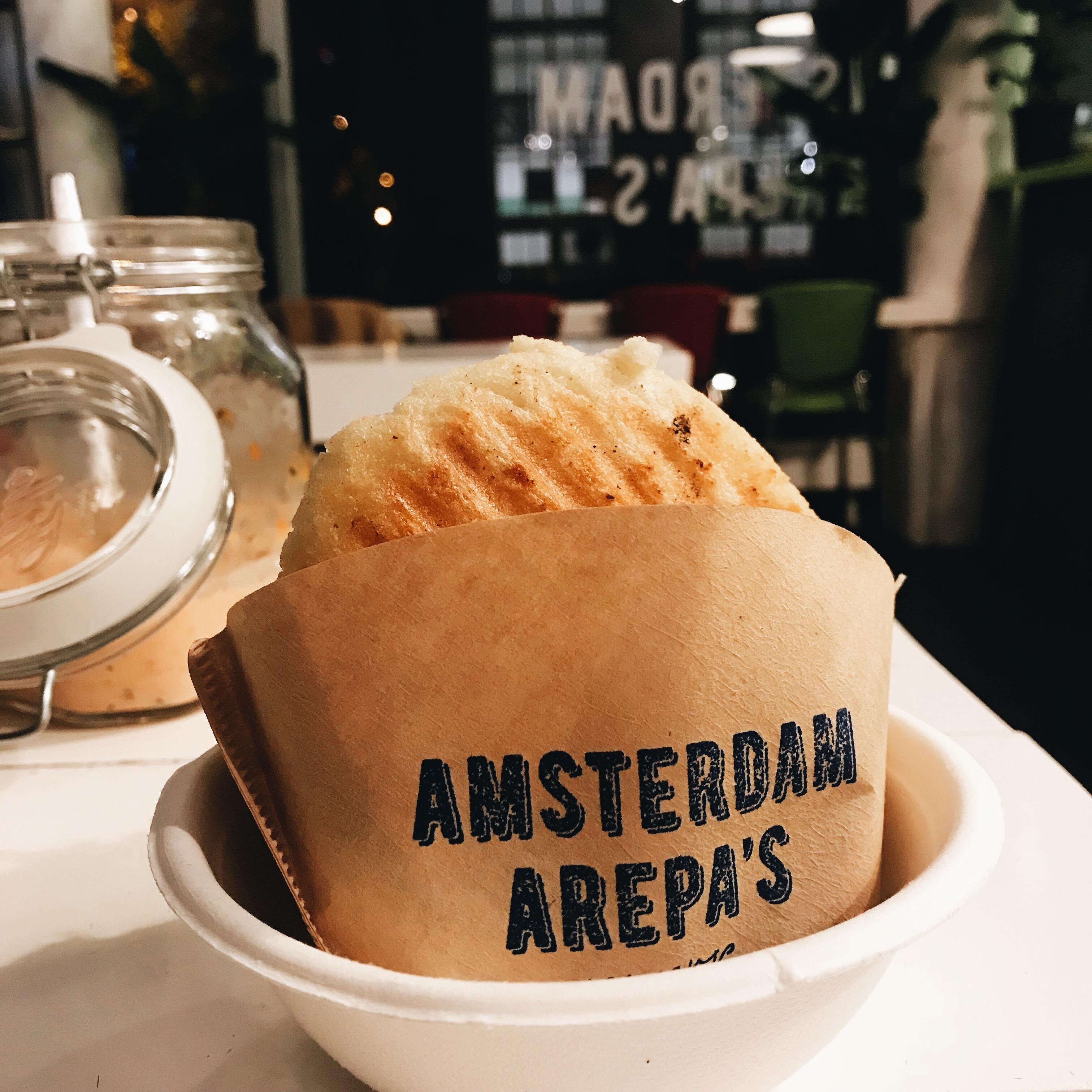 amsterdam arepas