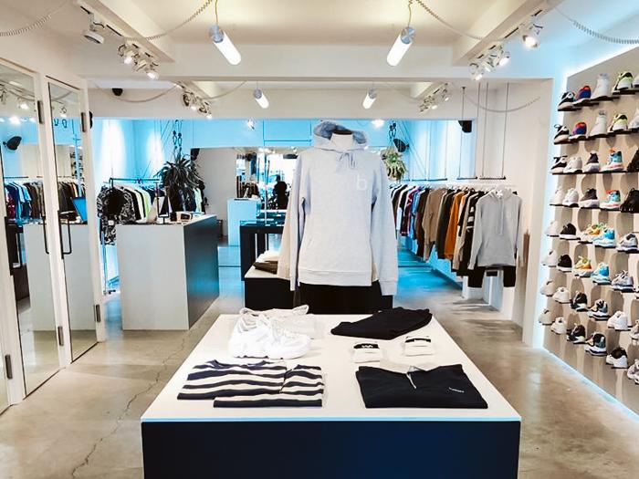Concept stores mannen Baskèt