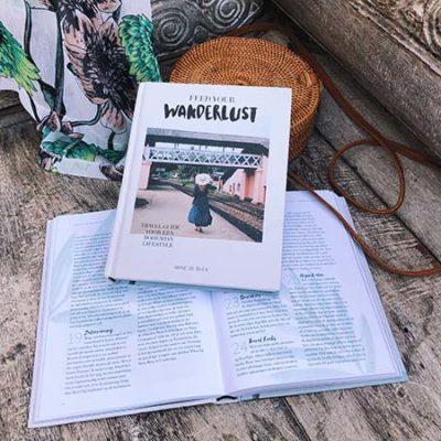 Feed Your Wanderlust boek