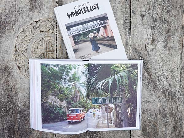 Feed Your Wanderlust verkooppunten