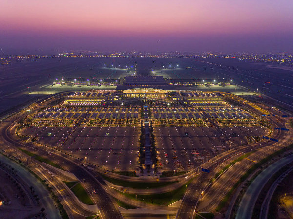 muscat international airport Oman