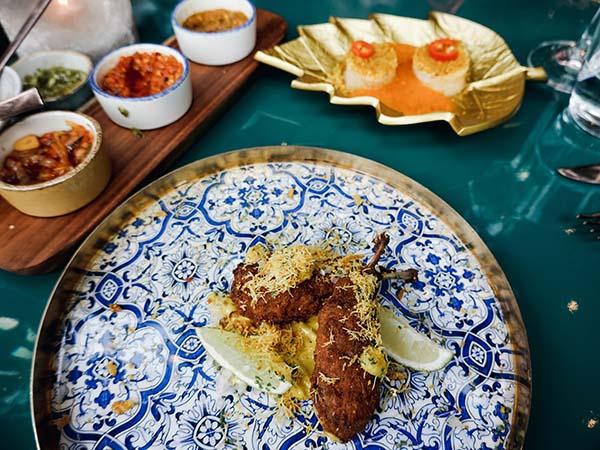 gerechten bij Ron Gastrobar Downtown