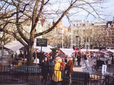 sissy-boy kerstmarkt 2018 in amsterdam