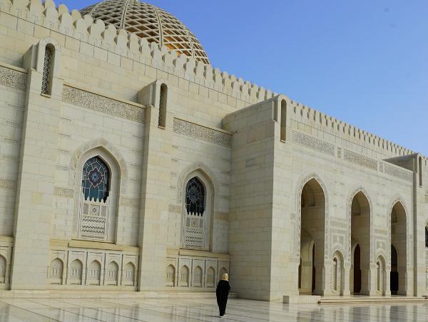 tips voor muscat Oman sultan Qaboos moskee