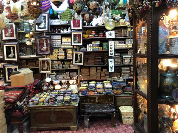 tips voor muscat Oman mutrah souq