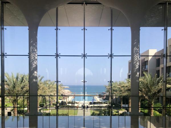 tips voor Oman kempinski hotel