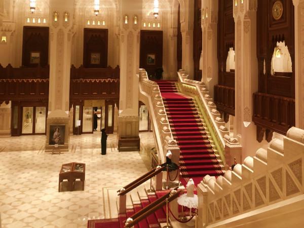 tips voor Oman royal opera house muscat