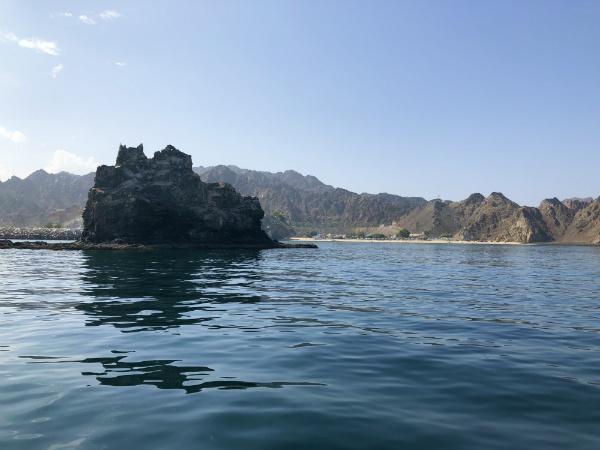 tips voor Oman varen dhow