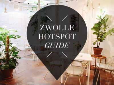 zwolle hotspot guide 2018