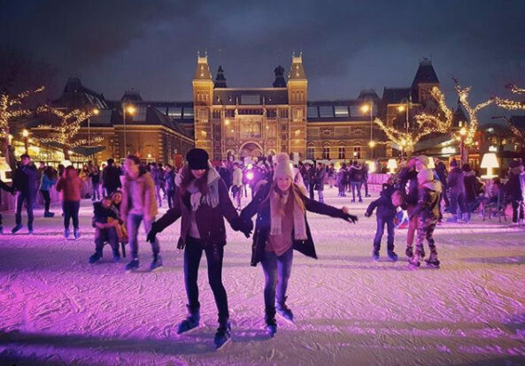 ICE Amsterdam Museumplein