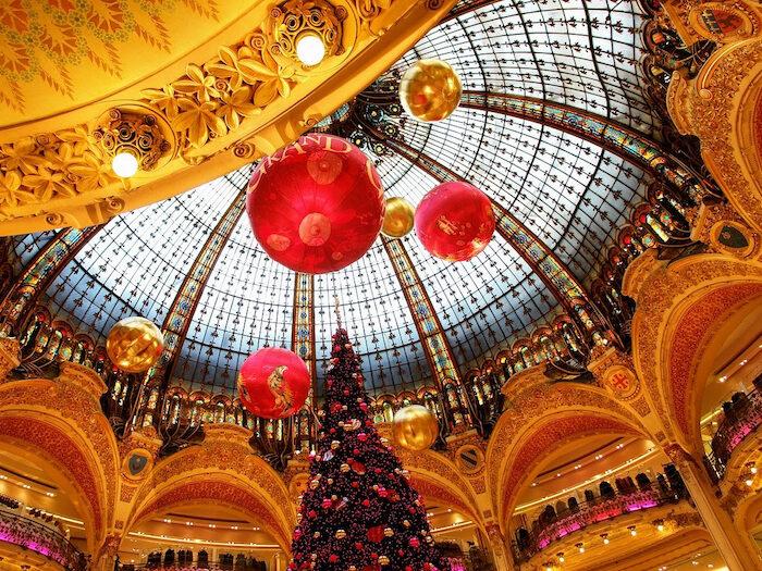 Kerst-Parijs