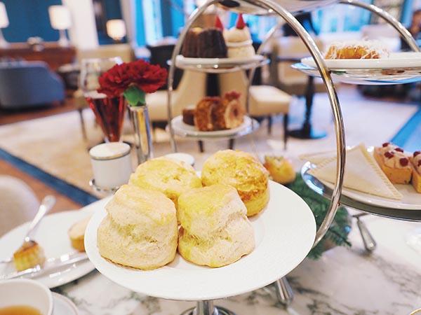 Festive Afternoon Tea Waldorf Astoria Amsterdam