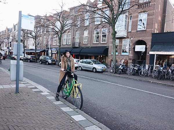 fietsroute den haag
