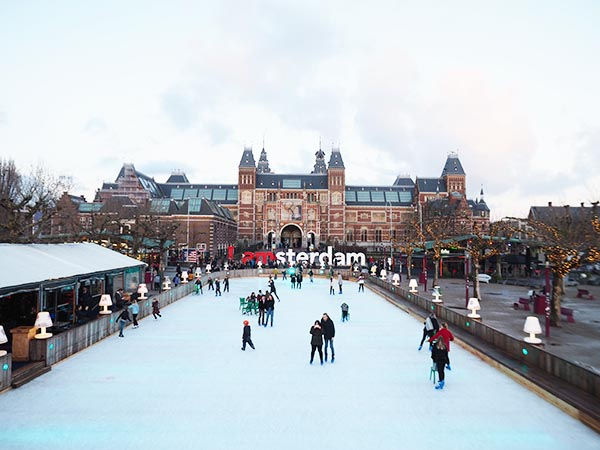 ice amsterdam 2018
