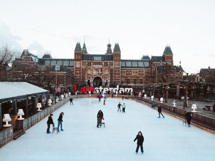 schaatsbanen amsterdam 2019