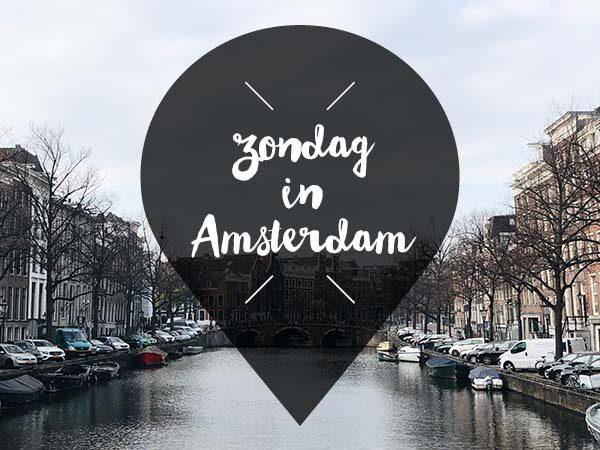 doen op zondag 20 januari in amsterdam