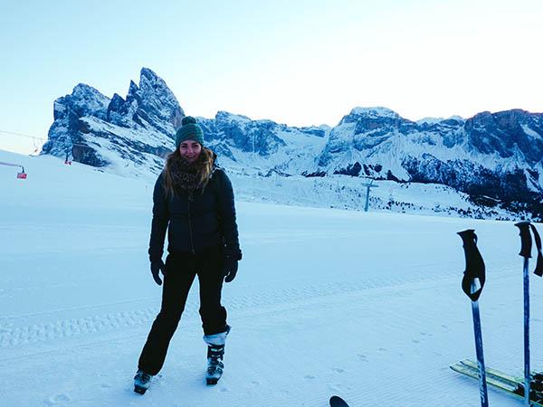 val-gardena travel guide wintersport