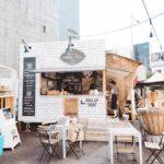Commune 2nd Tokyo japan foodtruck court