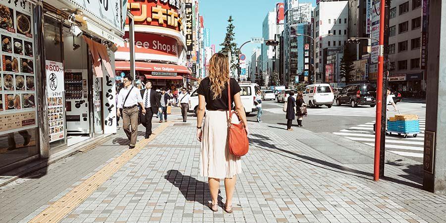 Jojoen Tokyo japan shinjuku
