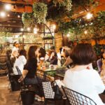 Aoyama flower market teahouse tokyo