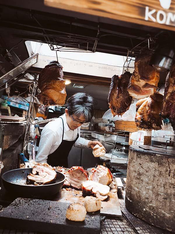 farmers market unu tokyo japan