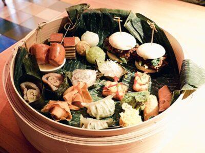 Happy happy joy joy amsterdam asian high tea