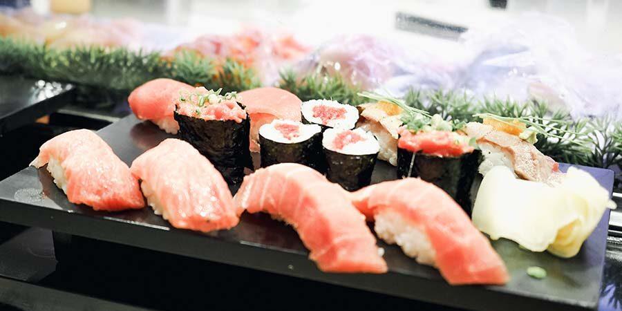 sushi zanmai tokyo shinjuku