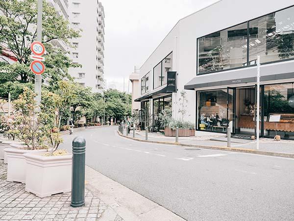 tenoha style store tokyo japan