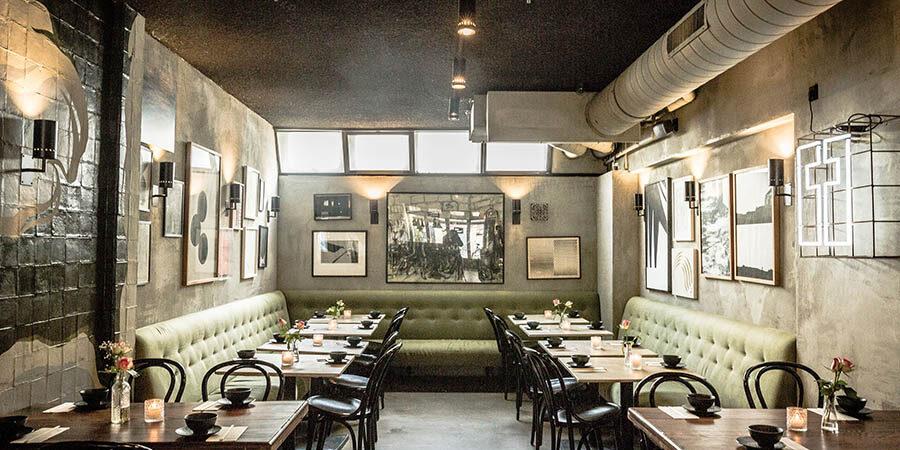 internationale restaurants amsterdam