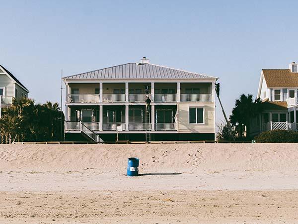 moderne vakantiehuizen huren