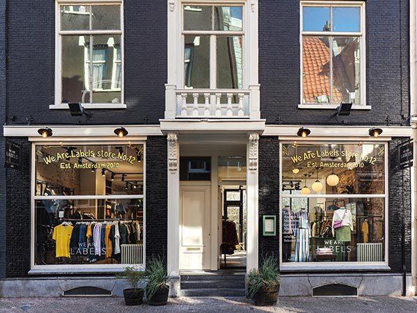 We Are Labels Nieuwe Spiegelstraat