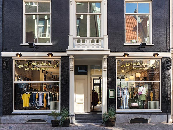 We Are Labels Nieuwe Spiegelstraat