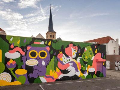 © Art Wall Gallery, Breda - leuke dingen om te doen in delft