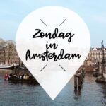 zondag 21 april in amsterdam