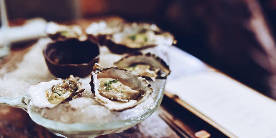 oesters 1 euro amsterdam