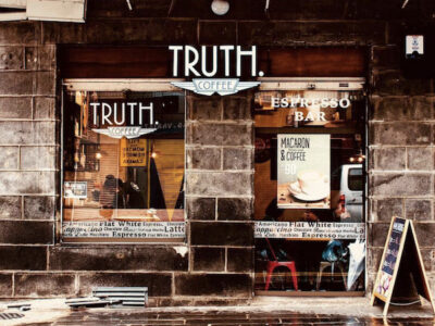 truth coffee kaapstad