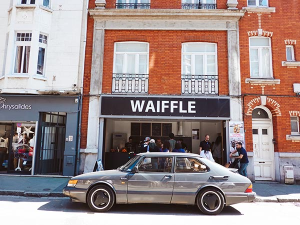Waiffle lille city guide